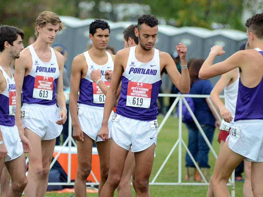 Wisconsin Nuttycombe Invitational Portland Pilots