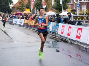 Noah Schutte Singelloop Utrecht 10km USA